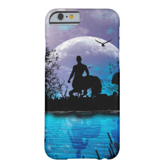 Wonderful centaur silhouette barely there iPhone 6 case