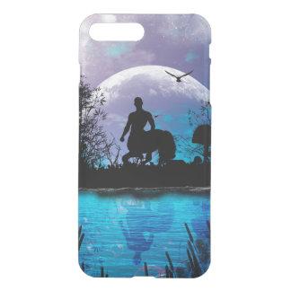 Wonderful centaur silhouette iPhone 7 plus case