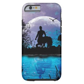 Wonderful centaur silhouette tough iPhone 6 case