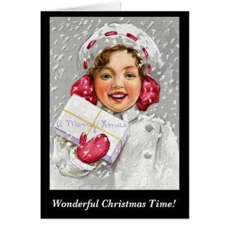 Wonderful Christmas Time! Card