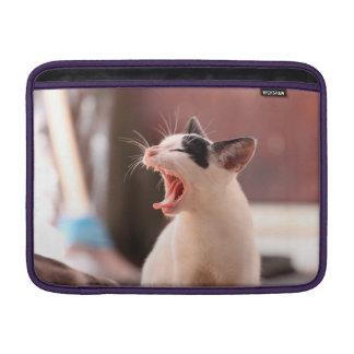 Wonderful Cute Cat MacBook Air Sleeve