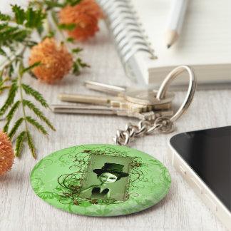 Wonderful, cute girl keychain