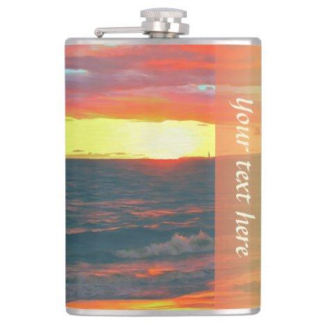 Wonderful Day 1490 Flask