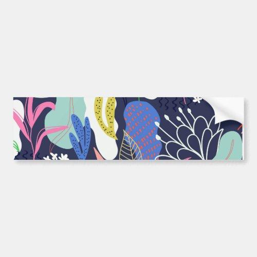 Wonderful decoration bumper sticker
