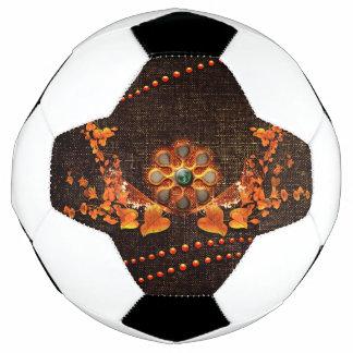 Wonderful decorative design soccer ball