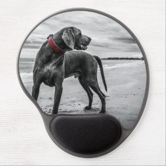 Wonderful Dog Gel Mouse Pad