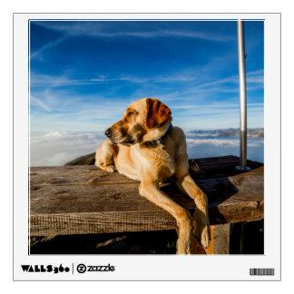 Wonderful Dog Wall Skin