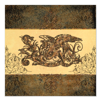 Wonderful dragon magnetic card