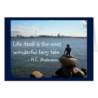 Wonderful Fairy Tale Card