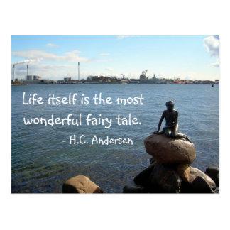 Wonderful Fairy Tale Postcard