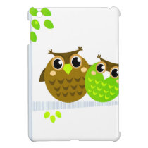 Wonderful fairytale Owls : Tshirts iPad Mini Case