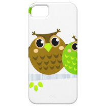 Wonderful fairytale Owls : Tshirts iPhone SE/5/5s Case