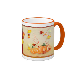Wonderful Fall-Colorful Fall Mugs