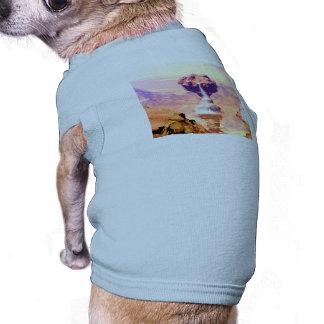 Wonderful fantasy landscape with rocks T-Shirt