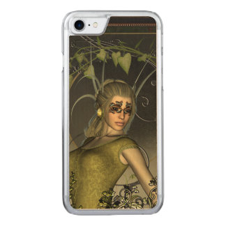 Wonderful fantasy women carved iPhone 8/7 case