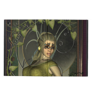 Wonderful fantasy women with leaves powis iPad air 2 case