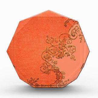 Wonderful floral design in soft colors award
