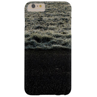 wonderful frozen grass landscape barely there iPhone 6 plus case