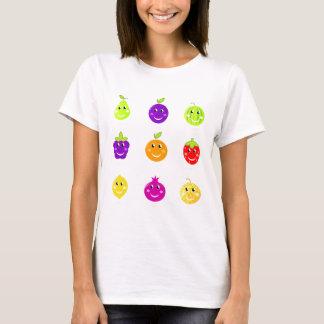 WONDERFUL FRUITY EDITION : Creative t-shirts