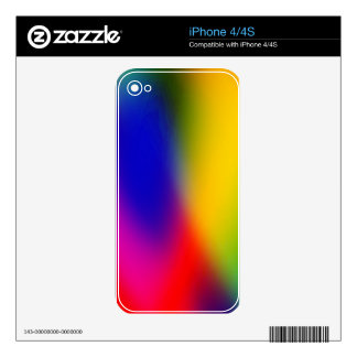 wonderful Gradients 01 colorful Skins For The iPhone 4