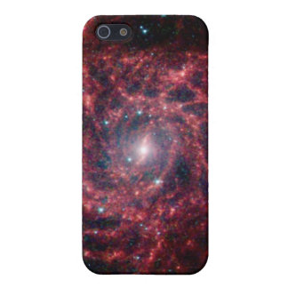 wonderful image of our galaxy iPhone SE/5/5s cover