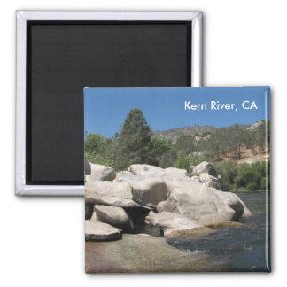 Wonderful Kern River Magnet! 2 Inch Square Magnet