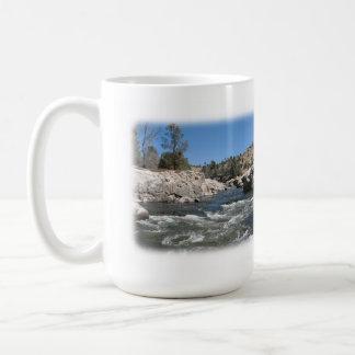 Wonderful Kern River Mug! Classic White Coffee Mug