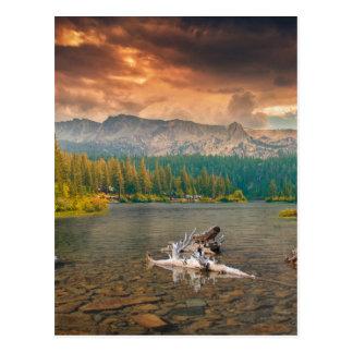 Wonderful lake postales