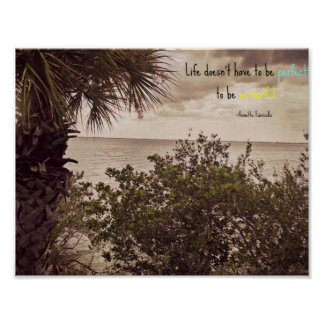 Wonderful Life in Florida Poster