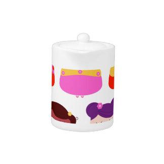 Wonderful little cute Princess Teapot