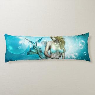 Wonderful mermaid body pillow