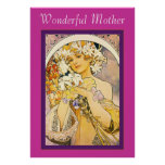 Wonderful Mother Posters