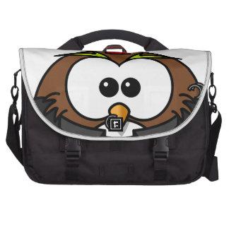 Wonderful Owl Laptop Bags