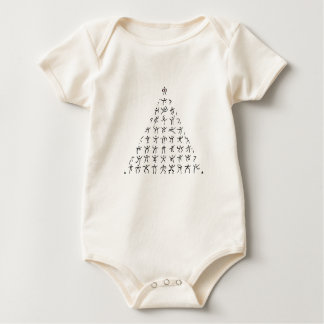 Wonderful people baby bodysuit
