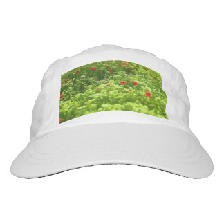 Wonderful poppy flowers V - Wundervolle Mohnblumen Headsweats Hat
