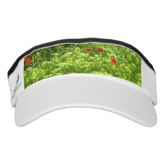 Wonderful poppy flowers V - Wundervolle Mohnblumen Visor