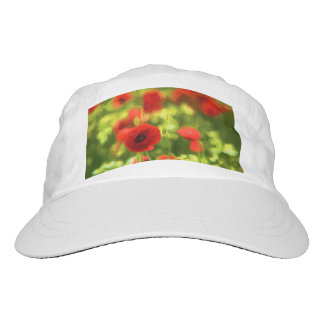 Wonderful poppy flowers VI - Wundervolle Mohnblume Headsweats Hat