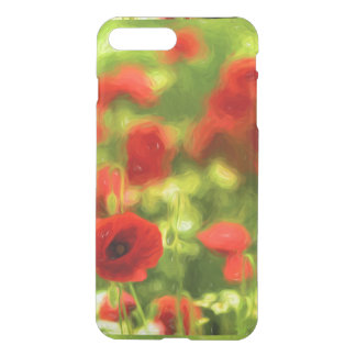Wonderful poppy flowers VI - Wundervolle Mohnblume iPhone 7 Plus Case