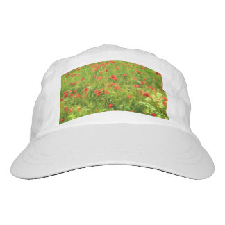 Wonderful poppy flowers VII - Wundervolle Mohnblum Headsweats Hat