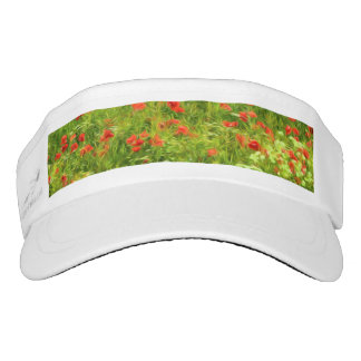 Wonderful poppy flowers VII - Wundervolle Mohnblum Visor