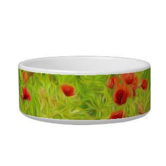 Wonderful poppy flowers VIII - Wundervolle Mohnblu Bowl