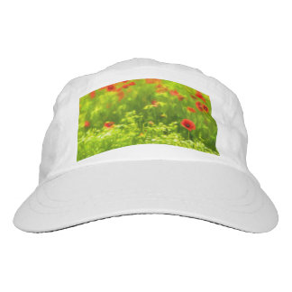 Wonderful poppy flowers VIII - Wundervolle Mohnblu Headsweats Hat