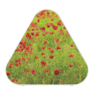 Wonderful poppy flowers VIII - Wundervolle Mohnblu Speaker