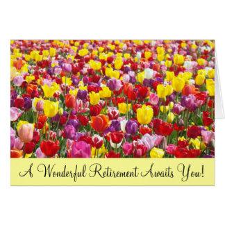 Wonderful Retirement Awaits You! Retiring cards