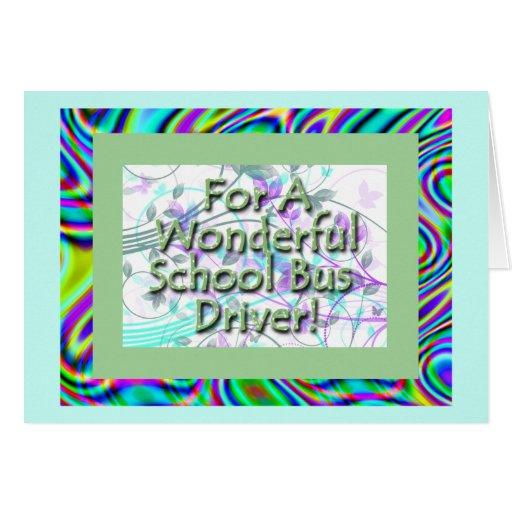 School Bus Driver Appreciation Printables
