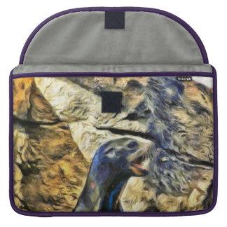 Wonderful Sea Lion MacBook Pro Sleeve