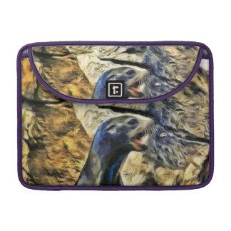Wonderful Sea Lion Sleeve For MacBooks