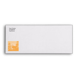 Wonderful stork envelope