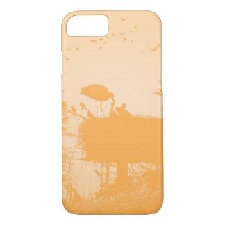 Wonderful stork iPhone 8/7 case