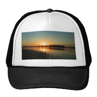 Wonderful Sunset Hats